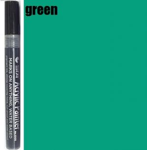 STA Acrylic Marker- Green 2-3 mm