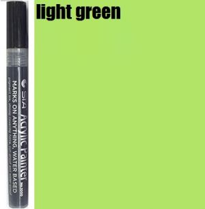 STA Acrylic Marker- Light Green 2-3 mm