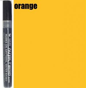 STA Acrylic Marker- Orange 2-3 mm
