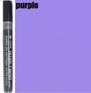 STA Acrylic Marker- Purple 2-3 mm