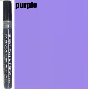 STA Acrylic Marker- Purple 2-3 mm