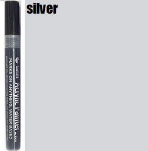 STA Acrylic Marker- Silver 2-3 mm