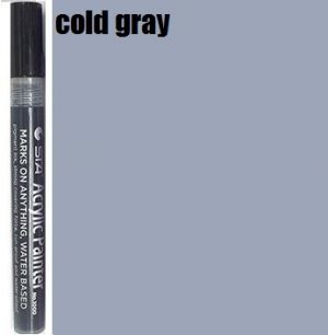 STA Acrylic Marker- Cold Gray 2-3 mm