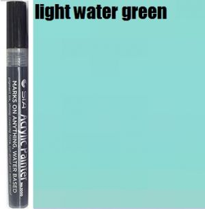 STA Acrylic Marker- Light Water Green 2-3 mm