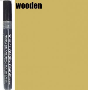 STA Acrylic Marker- Wooden 2-3 mm