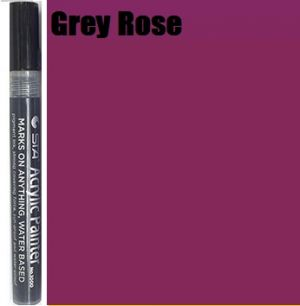 STA Acrylic Marker- Grey Rose 2-3 mm