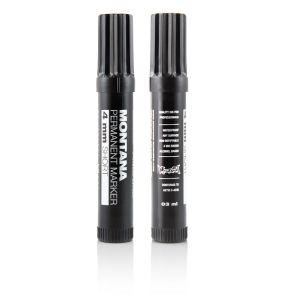 Montana Premanent Short Marker 4mm Black