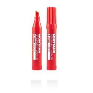 Montana Premanent Short Marker 4mm Red